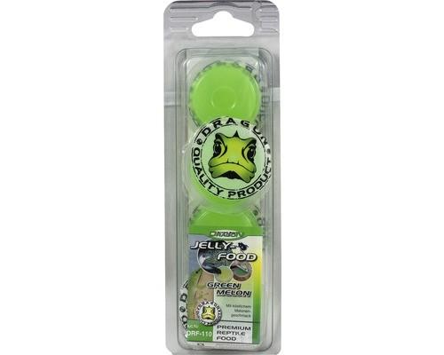 Jelly Food Green Melon 4 Stk.