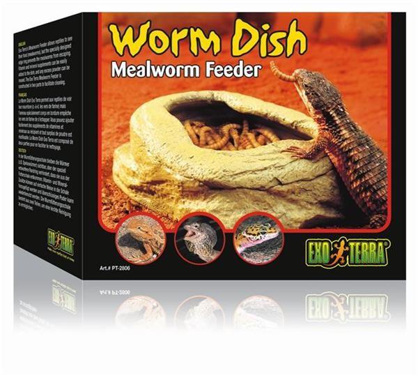 Exoterra Worm Dish / Wurmfutterschale