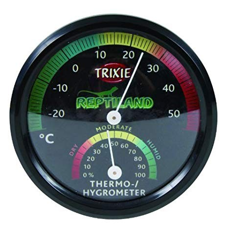 Trixie Thermo- / Hygrometer analog