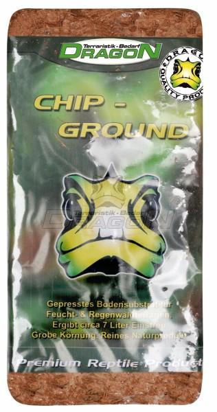 Dragon Chip-Ground, ca. 500g = ca. 5l Substrat