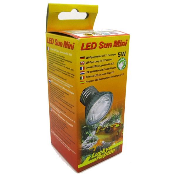 Lucky Reptile LED Sun Mini 5 Watt
