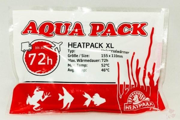 72H Heat-Pack NICHT aktiviert