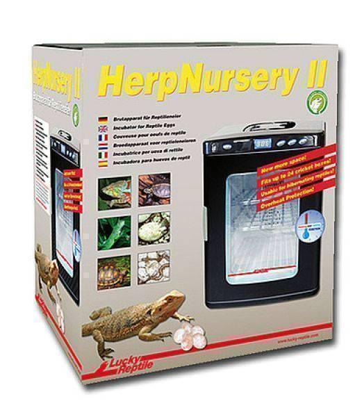 Lucky Reptile Herp Nursery II Inkubator (LR-69802)