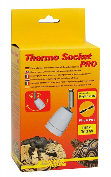 Lucky Reptile Thermo Socket PRO-Fassung mit Gelenk