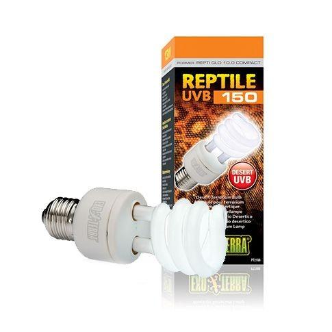 Exoterra Reptile UVB 150, Compact Lampe, 13 Watt