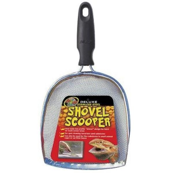 Zoomed Deluxe Shovel Skooper (Sandsieb)