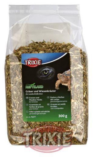 Trixie Gräser u. Kräuter für Landschildkröten 300g