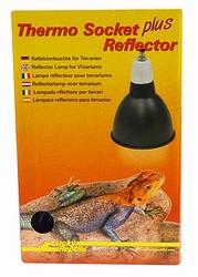 Lucky Reptile TS plus Reflektor, schwarz mit Steckverbindung