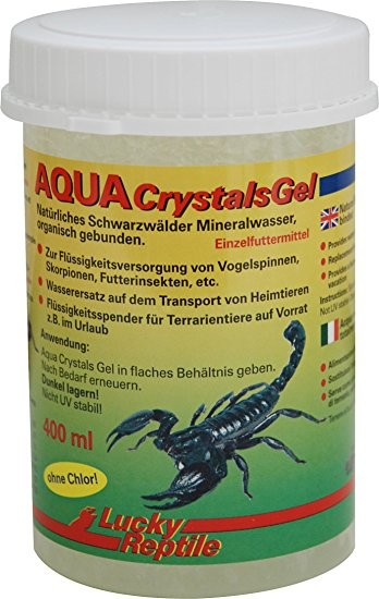 Lucky Reptile Aqua-Gel 400ml gebrauchsfertig