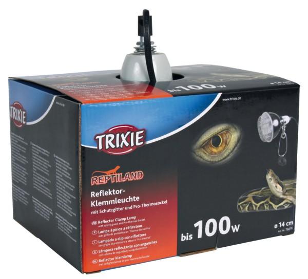 Trixie Reflektor Klemmlampe bis 100 Watt
