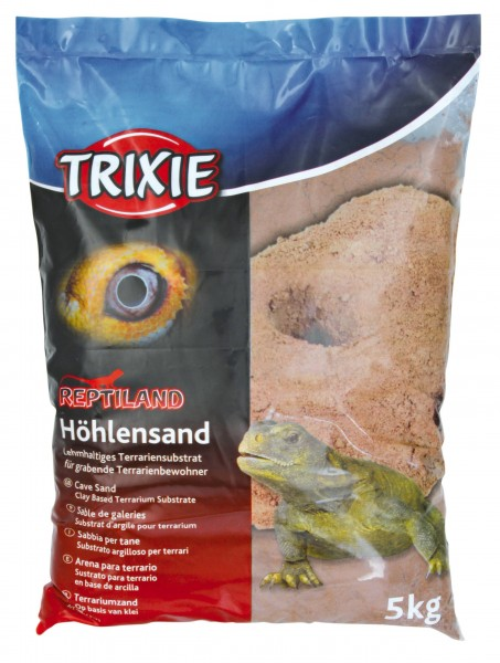 Trixie Höhlensand 5kg, dunkelrot