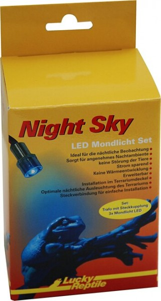 Lucky Reptile Night Sky LED SET, inkl. Trafo & 3 LED