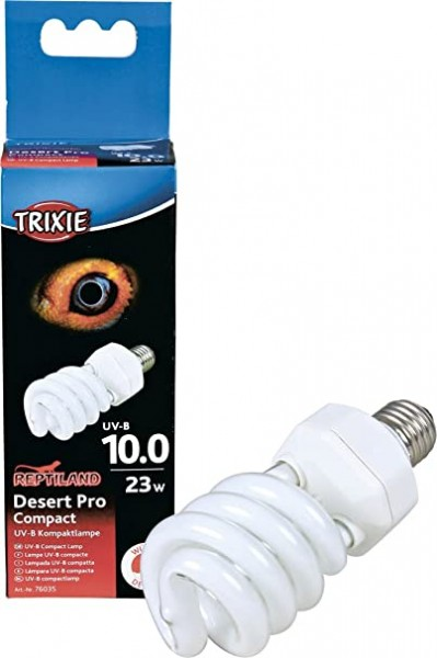 Trixie Desert Pro UV-B Compact 10.0, 23 W
