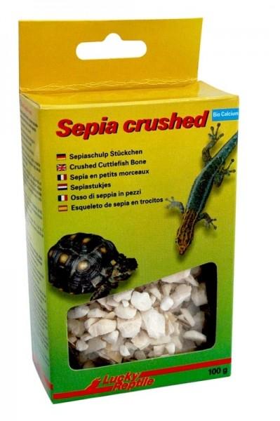 Lucky Reptile Bio Calcium Sepia Crushed, 100g